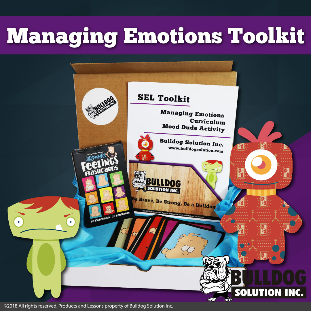 When Adding Sel To Curriculum >> Emotion Toolkit Bulldog Solution