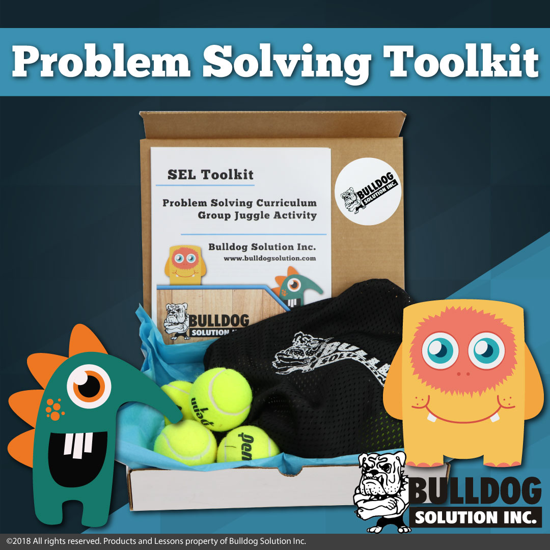 When Adding Sel To Curriculum >> Problem Solving Toolkit Bulldog Solution