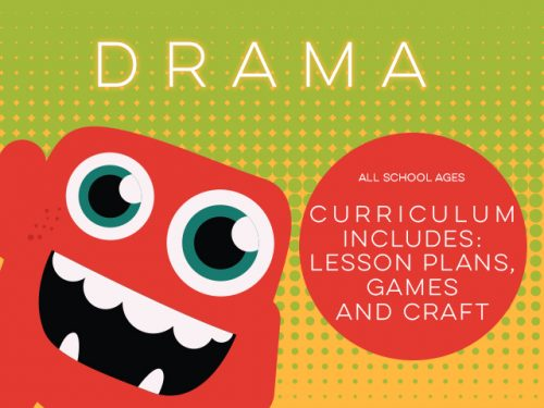 Drama Curriculum from Bulldog Solution Inc.