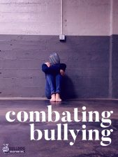 combat bullying for bullying prevention month