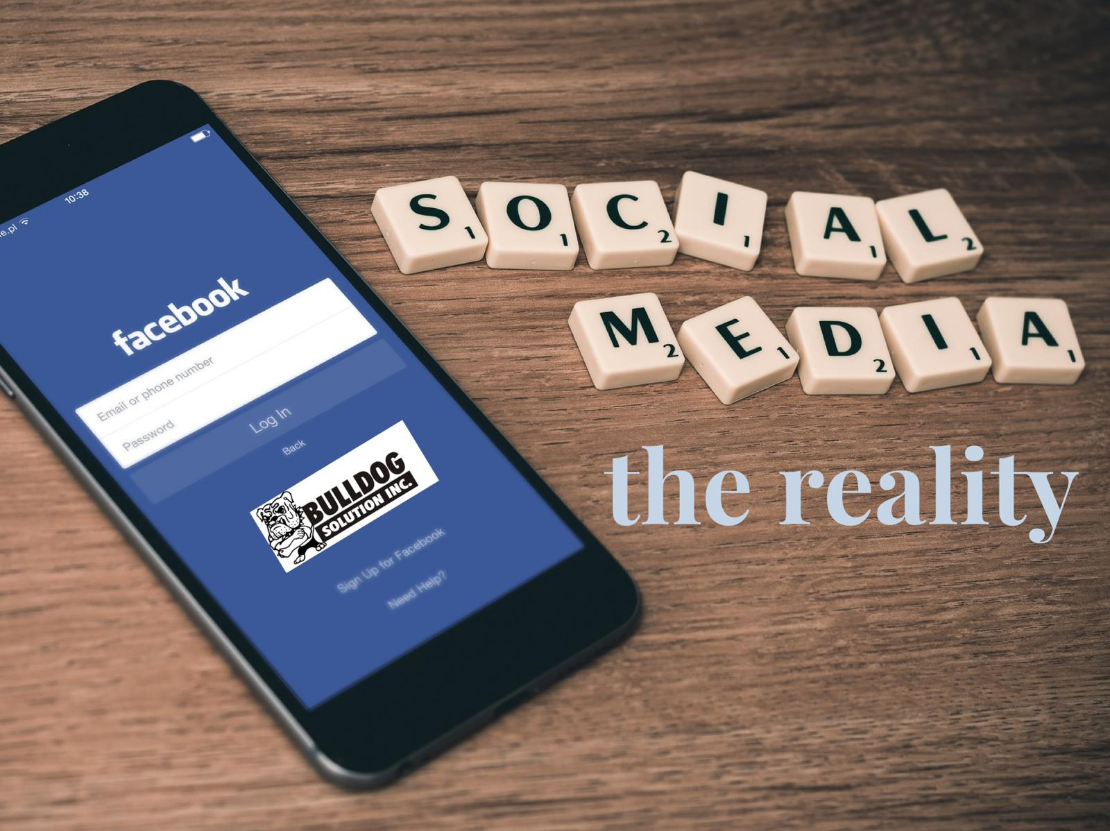Social Media Creates a Surreal Reality by Bulldog Solution in Chicago, IL